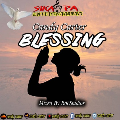 Candy Carter - Blessing (Mixed By RocAndy)