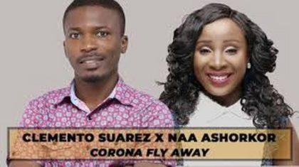 Clemento Suarez x Naa Ashorkor – Corona Fly Away
