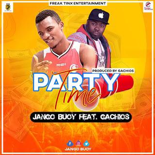 Jango Bouy – Party Time ft Gachios (Prod. By Gachios)
