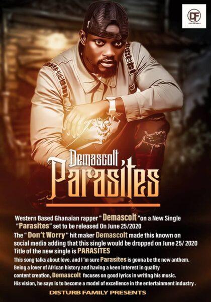 Demascolt - Parasites Mp3 Download(Prod. by HotPower)