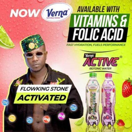 Flowking Stone – Verna Active