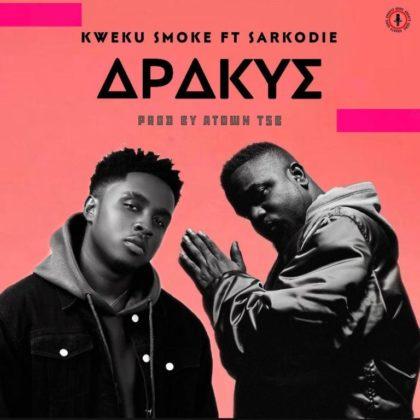 Kweku Smoke – Apakye ft Sarkodie (Prod. By Atown TsB)