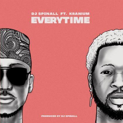 DJ Spinall – Everytime ft. Kranium