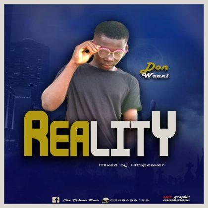 Don Waani - Reality (Mixed by Hitspeaker)