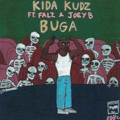 Kida Kudz – Buga ft. Falz x Joey B