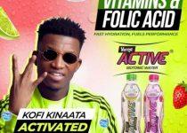 Kofi Kinaata – Verna Active (Prod. By TubhaniMuzik)