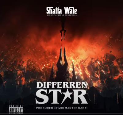 Shatta Wale – Different Star (Prod. by Mix Master Garzy)