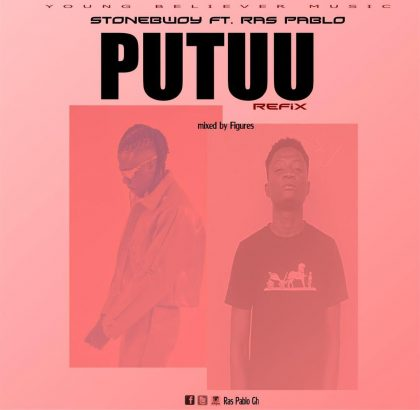 Stonebwoy – Putuu Refix Ft. Ras Pablo (Mixed by Figures)