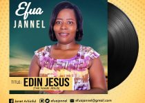 Efua Jannel - Edin Jesus (Prod. by Greater Works Studio)