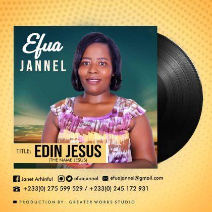 Efua Jannel - Edin Jesus (Prod. by Greater Works Studio)