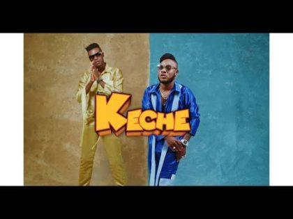 Keche - No Dulling Ft. Kuami Eugene (Official Video)