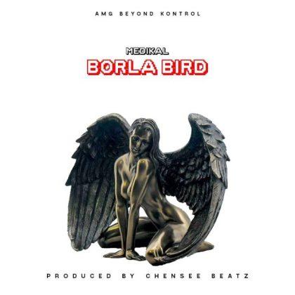 Medikal – Borla Bird (Prod. by Chensee Beatz)