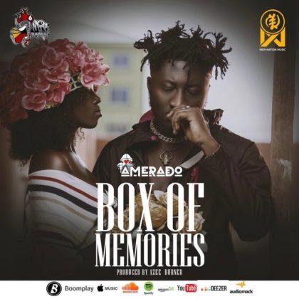 Amerado – Box Of Memories (Prod. by Azee Burner)