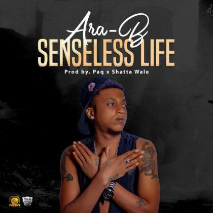 Ara-B – Senseless Life (Prod. Paq x Shatta Wale)