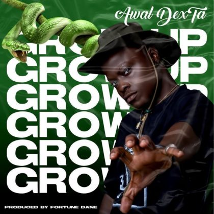 Awal – Grow Up (Prod. By Fortune Dane)