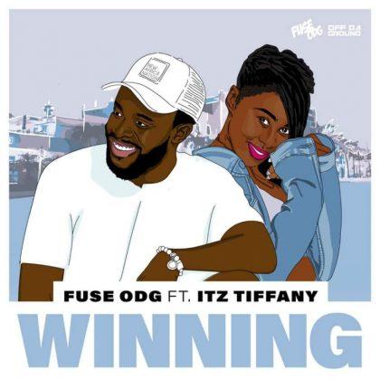 Fuse ODG – Winning ft. Itz Tiffany (Prod. by Shawerz Ebiem)