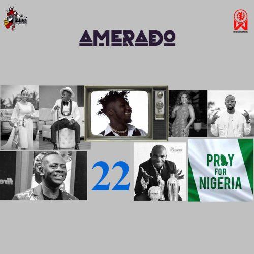 Amerado – Yeete Nsem Episode 22 Ft. Bogo Blay, Kweku Darlington, Yazzi Sangari & Bla Blight