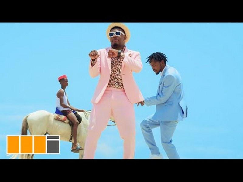 Amg Armani – Bye Bye To Poverty ft. Fameye & Kofi Mole (Official Video)