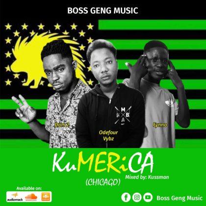 Fyno x Odefour x Dom2 – Kumerica (Chicago) (Mixed by Kussman)