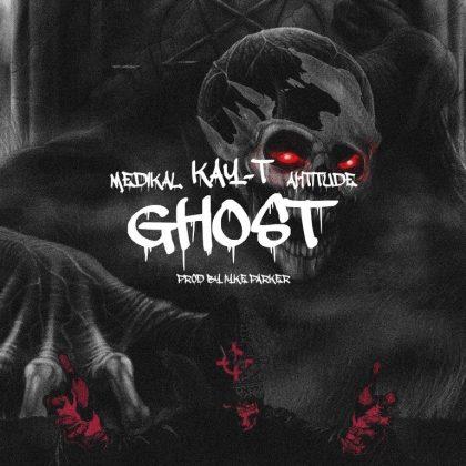 Kay-T – Ghost Ft. Medikal & Ahtitude (Prod. by Iyke Parker)