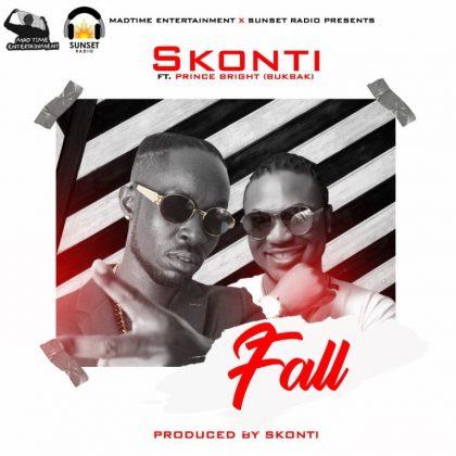 Skonti – Fall Ft Prince Bright (Buk Bak)