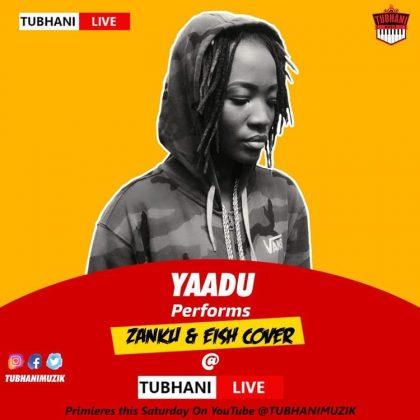 Yaadu – Zanku & Eish Cover [TubhaniLive]
