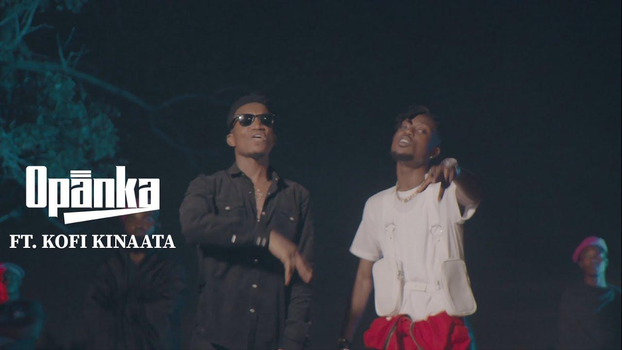 Opanka – Hold On ft. Kofi Kinaata [Official Video]