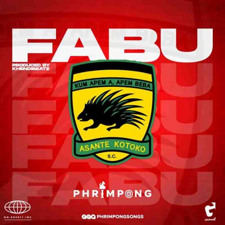 Phrimpong – Fabu (Kumasi Asante Kotoko) (Prod. By Khendi Beatz)