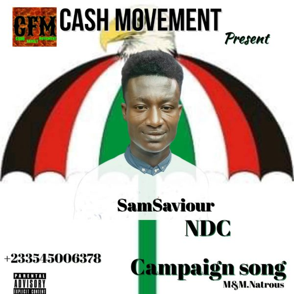 Sam Saviour – NDC Campaign Song