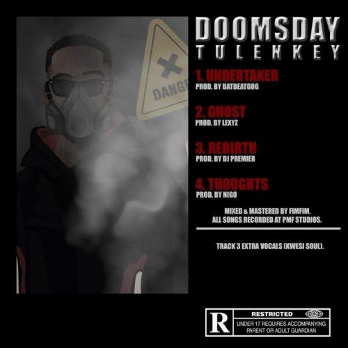 Tulenkey-–-Doomsday-EP-(Full-Album)-tracklist