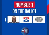 Kwabena Kwabena – Vote Number 1 (NPP Campaign Song) (Prod. by Wei Ye Oteng)