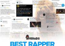 Amerado – Best Rapper (Prod. by Tubhani Muzik)