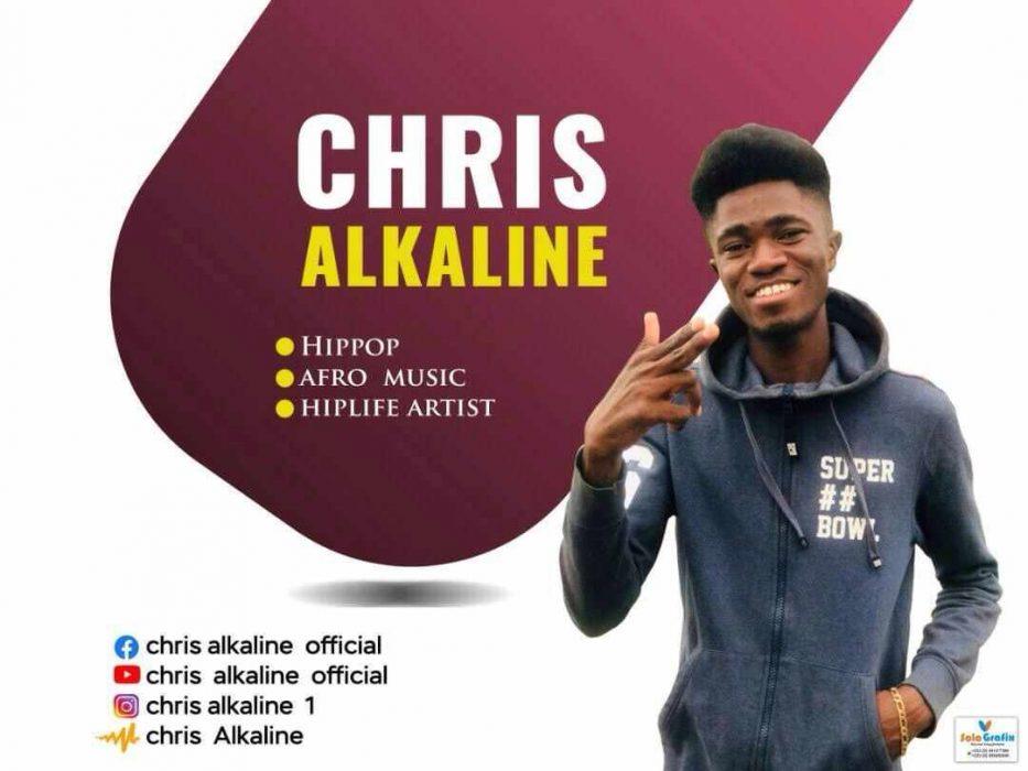 Chris Alkaline – Proud Fork Boy (Prod. by C.Alkaline and Adwenpa)
