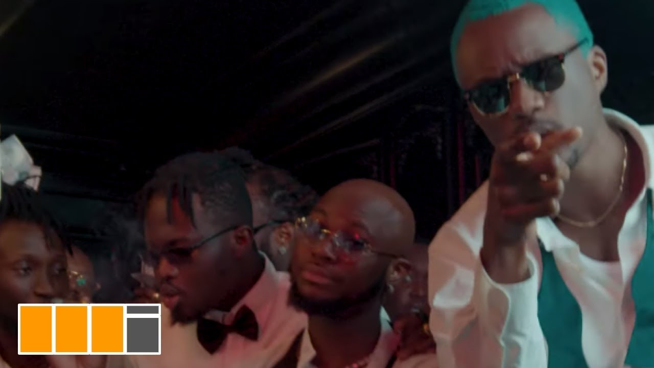 Joey B – Cold Ft Sarkodie (Official Video)