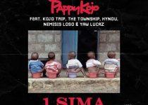 Pappy Kojo – 1 Sima Ft Kojo Trip, The Township, Hyndu, Nemisis Loso & Yaw Lucaz (Prod. by Nxwrth)