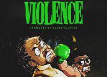 Shatta Wale – Violence (Samini Diss) (Prod. by Beatz Vampire)