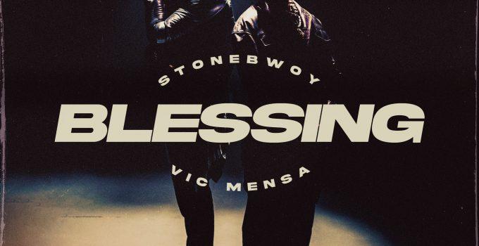 Stonebwoy - Blessing ft. Vic Mensa (Prod. by Kaywa)