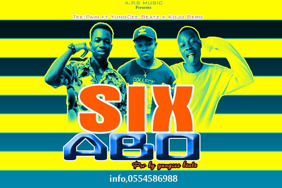 Tee-Pain - Six Abo Ft. YungCee Beatz x Kojo Berg (Prod. By YungCee Beatz)