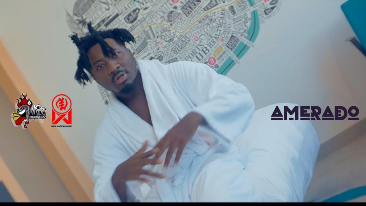 Amerado - Me Ho Y3 (Official Video)