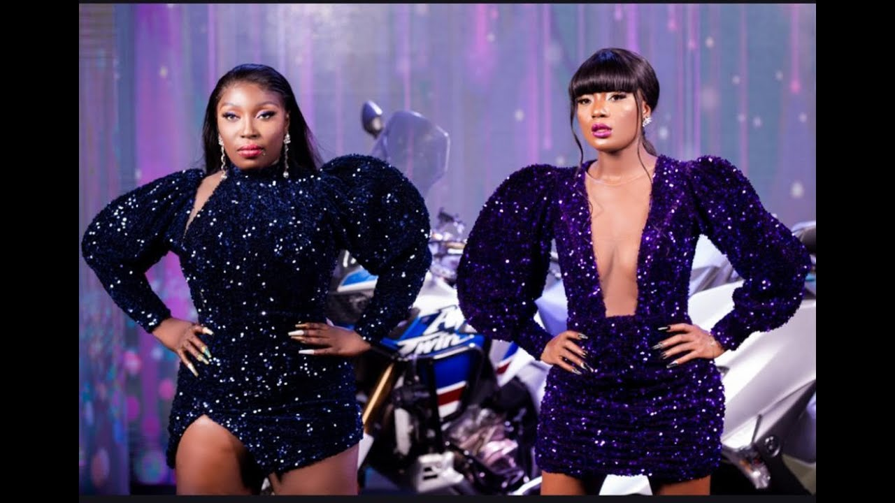 Eno Barony - God Is A Woman ft. Efya (Official Video)