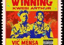 Kwesi Arthur – Winning Ft Vic Mensa (Prod by Juicxxx)