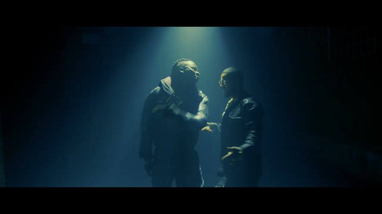 Stonebwoy - Blessing ft. Vic Mensa (Official Video)