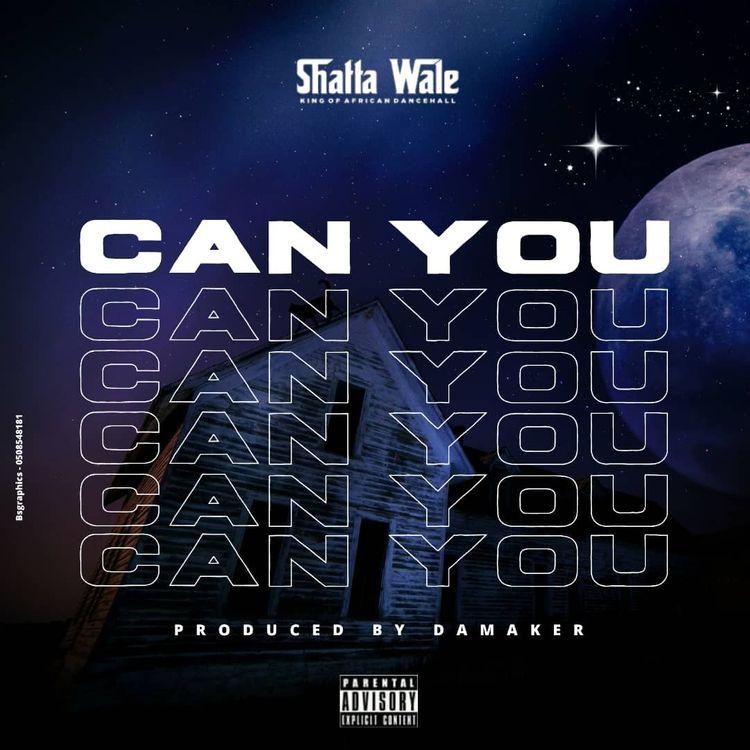 Shatta Wale - Can You (Prod by Da Maker)