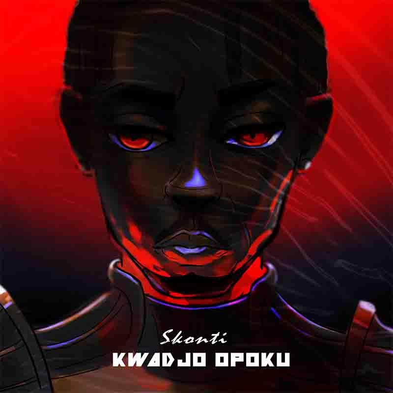 Skonti - Warrior Remix ft Samini (Prod by Skonti)