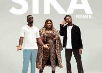 Sista Afia - Sika Remix ft Kweku Flick x Sarkodie (Prod by Apya)