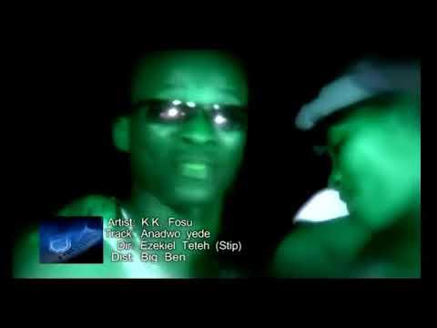 K. K. Fosu - Anadwo Ye De Remix Ft Santrofie