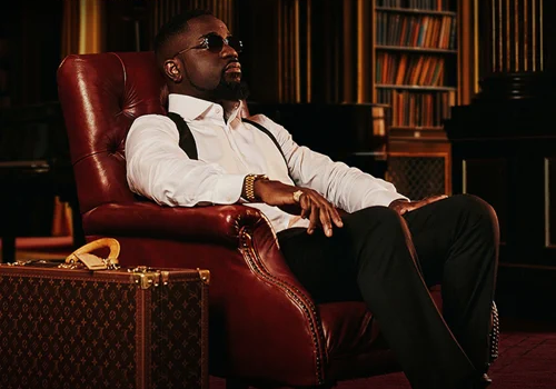 Sarkodie - Married To The Game (feat. Cassper Nyovest) (Prod by Altranova)