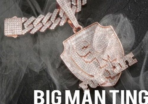 Shatta Wale - Big Man Ting (Produced by Gold UP Music)