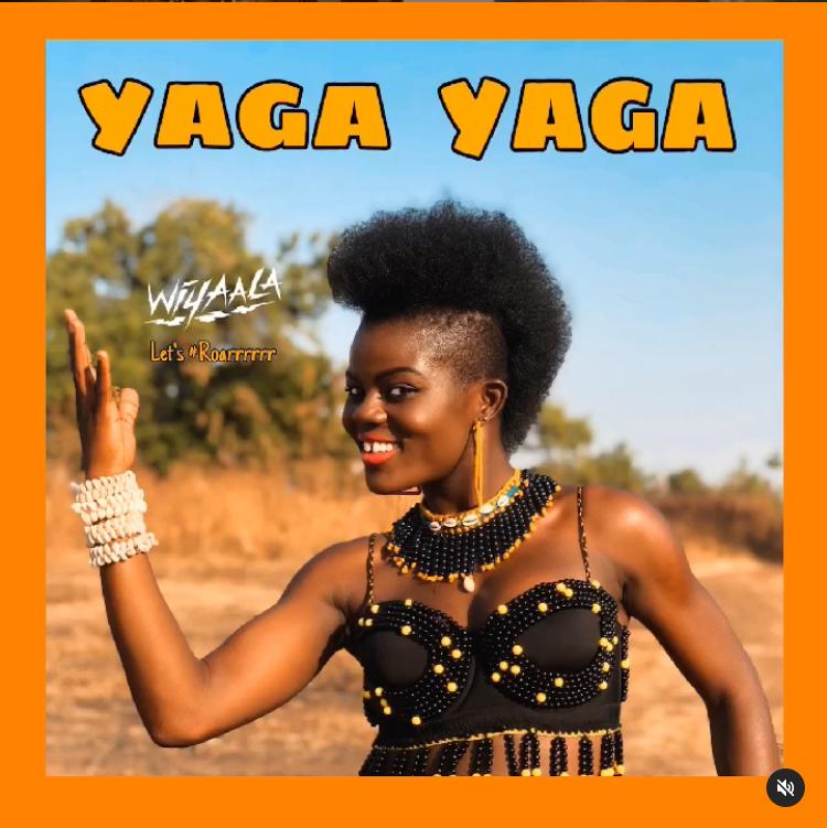 Wiyaala - Yaga Yaga (Plenty Plenty)