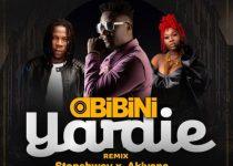 Obibini - Yardie Remix ft Stonebwoy & Akiyana